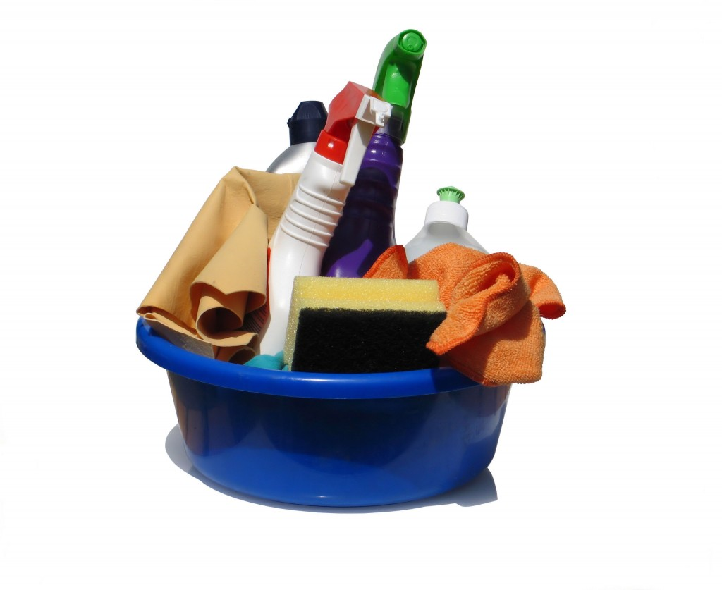 cleaning business software - cleaning supplies