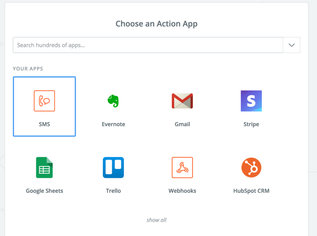 Cleaning business zapier integration