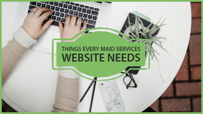maid services website